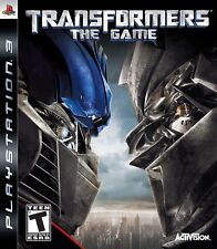 Transformers The Game PS3 - Very Good