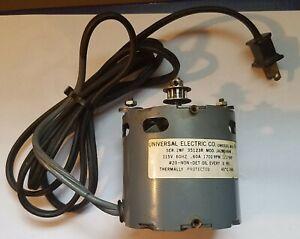 Supreme Dynamaster Air Pump Motor 115v 60HZ .6A 1700 RPM 1/175 HP