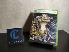 Mortal Kombat vs DC Universe - Xbox 360 - PAL ITA