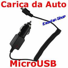 Carica Batteria Auto Micro-usb  x Samsung Galaxy S2 3 4 5 6 7 8