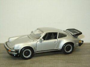Porsche 911 Turbo Coupe - NZG Modelle 266 Germany 1:43 *52139