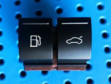 Fuel Tank Door Trunk Release Button Switch for VW Jetta Passat CC