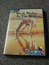 Brush Strokes in the Wild cardmaking cd by card Creations