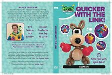 Balloon Twisting DVD - Quicker with the Link Vol 1