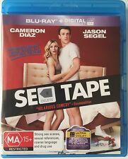 Sex Tape (Blu-ray, 2014). Region 4.