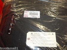 2005-2010 SCION TC FLOOR MATS CARPET MATS BLACK GENUINE OEM 4PC SET NEW!