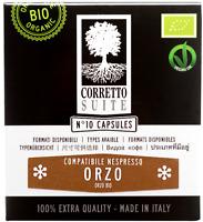 ORZO BIO - 90 CAPSULE COMPATIBILI NESPRESSO