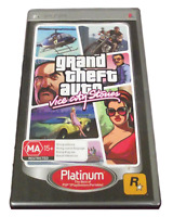 Grand Theft Auto : Vice City Stories Sony PSP Game