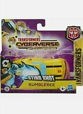 Transformers Cyberverse 1 Step Bumblebee From Mr Toys