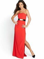 Myleene Klass Tomato Red Maxi Dress...Size 16