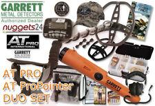 GARRETT AT PRO + Pro-Pointer AT DUO SET wasserdichter Profi Metalldetektor +++