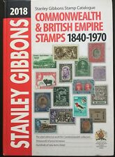 Stanley Gibbons Commonwealth 2018 Catalogue. Hardbound. Good Condition.