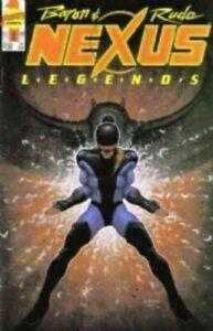 Nexus Legends #8 VF 1989 First Steve Rude Comic Book