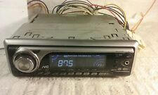 JVC KD G430 CD Player In Dash Receiver