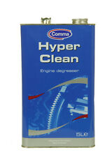 Comma HYPER Clean -powerful Solvent Degreaser Engine Cleaner 5l Hyperclean Hyp5l