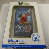 Disney World Sorcerer Mickey Mouse  2013 for Iphone 4 4s case from Disneyworld