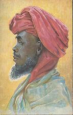 Deutschland Kolonialkriegerdank Araber aus Ostafrika vom 2.8.17 Salza Ostpreußen
