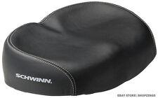 Schwinn Bicycle Bike Seat Comfort Padded Noseless Saddle Style Comfortable
