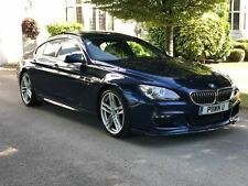 2013 63 BMW 6 SERIES GRAN COUPE 3.0 640D M SPORT F13 SALVAGE DAMAGED REPAIRABLE