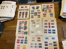 More details for gb george vi kgvi to qe 9 leaves to £1 mint and used kgb91