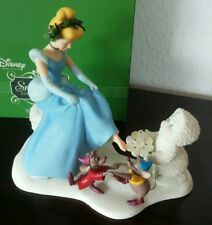 Disney Princess Snowbabies Guest Collection Porzellan Figur Cinderella