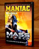 Maniac DVD Video Mass Effect Silent Hill Origins Resident Evil Assassin's Creed