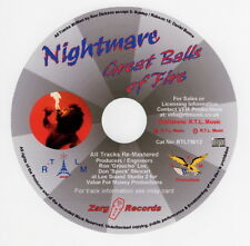 Nightmare, Great Balls Of Fire CD  Cat No: RTL7512