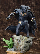 Black Panther Superhero Figure Model Resin Kit Unpainted Unassembled 1/6