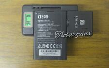 AT&T GoPhone TRACFONE ZTE ZMAX 2 II Z958  BATTERY + CHARGER  LCD LED USB PORT