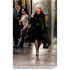 The Devil Wears Prada Meryl Streep Walking and Talking 8 x 10 Inch Photo