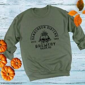 HalloweenSanderson Sisters Brewery Love Awesome Happy Unisex Adult Sweatshirt