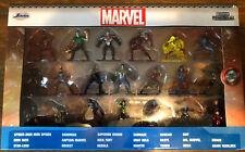 Marvel Nano Metalfigs Die-Cast Metal 20 Figures Pack Jada