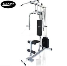 Genki Home Gym Weightlift Station Weight Bench Shoulder Press Vertical Bench