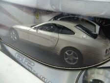 1:18 Hot Wheels - Ferrari 612 Scaglietti Gris Argenté - Rare §