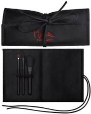 NIB Authentic MAC Min Liu Collection Brush Roll w/ 3 Brushes ~ Limited Edition