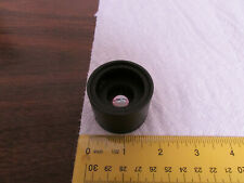 20mm Germanium Thermal Infrared Lens In Steel Housing NOS