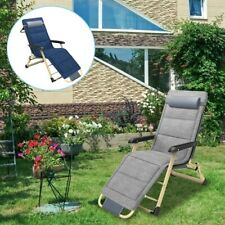 New listing Camping Folding Chair Portable Dual Purposes Extendable Folding Cots Reclining