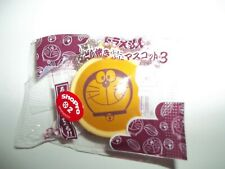 Rare Doraemon Dorayaki Squishy Squeeze Toy/Strap Charm Accessory (Ships from US)