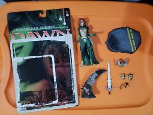 Dawn Action Figure Complete but Opened (McFarlane Toys)