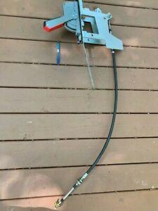 Allen Bradley 1494F-MC2A Disconnect Switch Handle plus1494C-CM4 Cable Mechanism