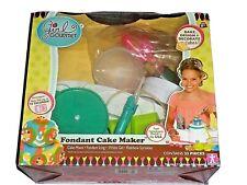 Girl Gourmet Fondant Pastel Maker por carácter/Jakks pacfific