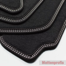 Fußmatten Doppelnaht si für Porsche Cayenne I ab Bj. 2002-2010 von Mattenprofis
