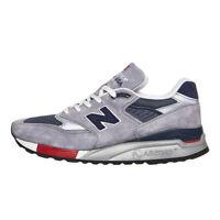 New Balance - M998 GNR Made in USA Grey Sneaker Sportschuhe