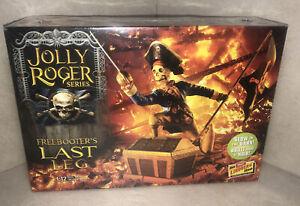 Lindberg Jolly Roger Series Freebooter's Last Leg Model Kit New in Box