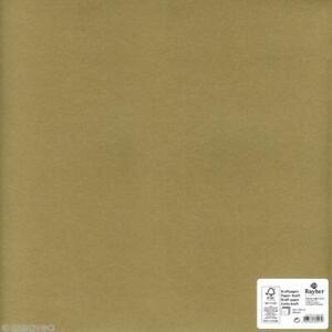 Page kraft 30,5 cm (la feuille) - Rayher