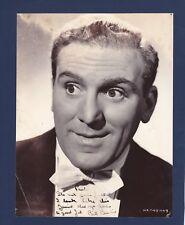William Bendix signed vintage Hollywood photo 1906-1964