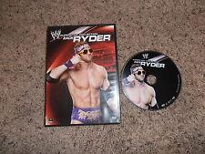 ZACK RYDER SUPERSTAR COLLECTION wwe wrestling dvd SHIP WORLDWIDE