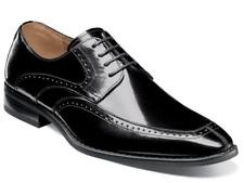 Stacy Adams Sanford Men's Shoes Moc Toe Oxford Black 25240-001