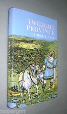 1967. Twilight Provinz. George Finkel. 1st Edition Hardcover in Staub Wrapping.