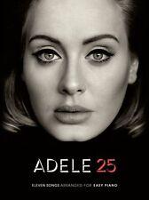 Adele: 25 (facile pianoforte)